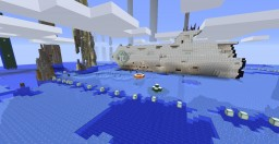 SUBNAUTICA FULLY FUNCTIONAL MAP Minecraft