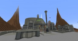 Star Wars: Balmorra (WIP) Minecraft