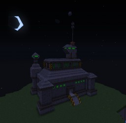 "Starting the ""All the mods 3"" laboratorie base Minecraft Project"