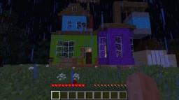 Hello Neighbor Alpha 4! Minecraft Map & Project