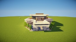 SM-Modern-House-20 Minecraft Project