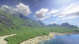Peace Valley - 3000x3000 Survival Map | 100+ DOWNLOADS!!! Minecraft Project