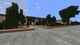Contemporary Modern  Ranch Mansion Minecraft Map & Project