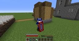 Los Vengadores Minecraft Texture Pack