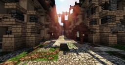Cita de Solé - Medieval Arabian District [Now with Download] Minecraft Map & Project