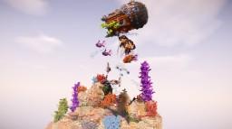 Under the sea [75x75] Plot #24 Minecraft Map & Project