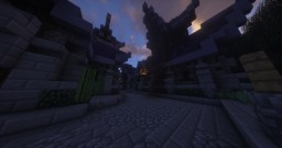 RPG-Project in progress *Looking for builders* Minecraft Map & Project