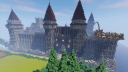 Epic Médiéval City Minecraft