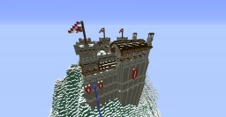 Redguard Keep Minecraft Map & Project