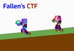 Fallen's CTF V1 Minecraft Map & Project