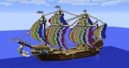 The S.S. Gayboat Minecraft Map & Project