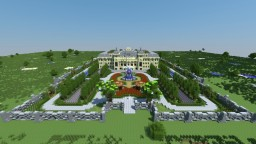 C.Rutherford palace Minecraft Project
