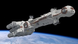 CR-90 Corvette Minecraft Project