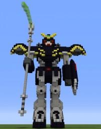 Gundam Deathscythe Minecraft Map & Project
