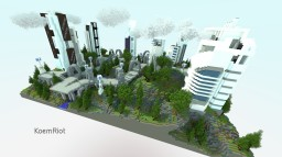 Heightless City Minecraft Map & Project