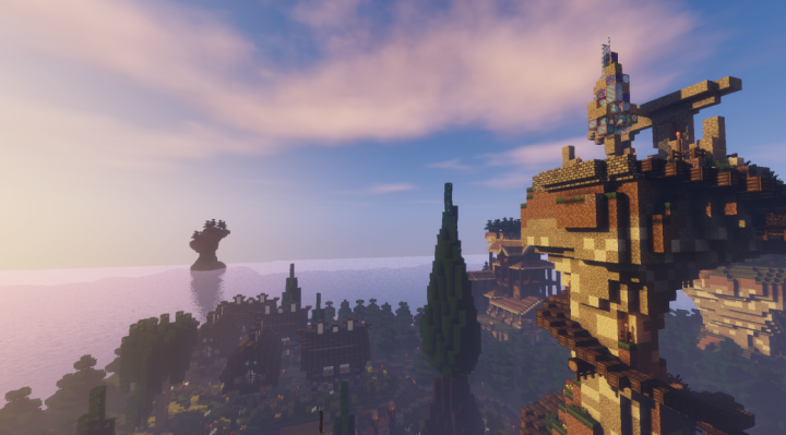 Town of Sedriel, Eborin