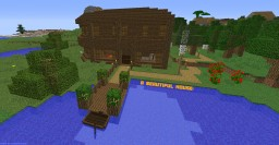 A House Minecraft Map & Project