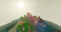 TheIsland Wartelobby by TeamAlpaka Minecraft Map & Project