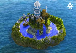 The island Minecraft Project