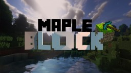 Mapleblock Minecraft Server