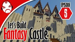 Medieval Castle & Kingdom - #5 Minecraft Project