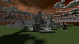 Minas Tirith Minecraft Project