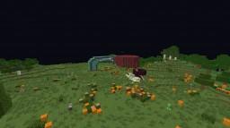 Mini Roller Coaster Minecraft Project