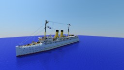 Train Ferry | Preussen | 1909 Minecraft Project