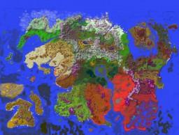 Tamriel Minecraft Project
