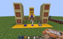 Hello Neighbor Textures Minecraft Texture Pack
