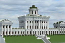 Pashkov house Minecraft Map & Project