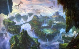 Skylands the Ancient World (15000+ Downloads!) Minecraft