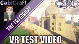 The Taj Mahal Goes Minecraft Minecraft Project