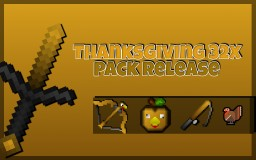 🦃🍗THANKSGIVING PVP PACK RELEASE!🍗🦃 (MUST DOWNLOAD 😂) [FPS, 1.8.9, Short Swords] Minecraft Texture Pack