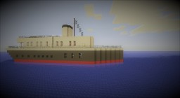 Terrific, luxurious yacht Minecraft Map & Project