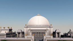 Volkshalle Minecraft Project