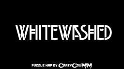 Whitewashed [1.12.2 Puzzle Map by CrazyCowMM] Minecraft Map & Project
