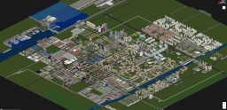 Just town Minecraft Project