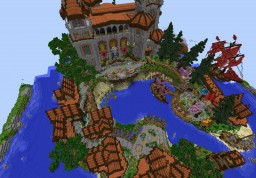 Server Spawn Map Minecraft Project