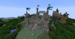 This is the Many Kingdoms download! Minecraft Map & Project