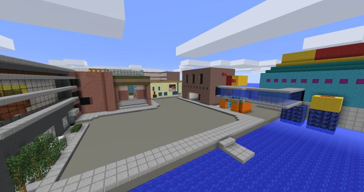 Sonic Adventure MC Recreation DEMO RELEASED Minecraft ...