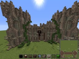 Medieval Fort ''Mundo'' With schematic url Minecraft Project