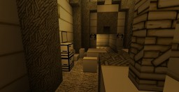 Bendy and the Ink Machine Texture Pack for the Map Minecraft Texture Pack
