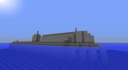 USS Atlantic (remake) Minecraft Map & Project