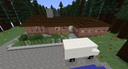 Scott's House. Minecraft Project