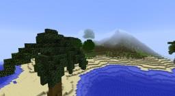 Beach Paradice Minecraft Project