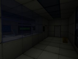 Minecraft adventure horor sci-fi map Minecraft Project
