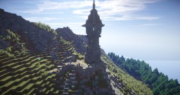 Medieval Watch Tower Minecraft Project