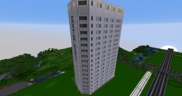 #GNT2# Appartment Complex Minecraft Map & Project