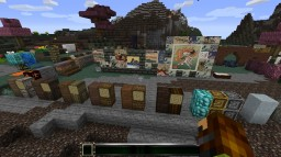 Japanese Nintendo Edo by: Zerbeross 1.7.10 Minecraft Texture Pack